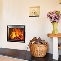 Aquatherm Eco F15 Wood Boiler Stove