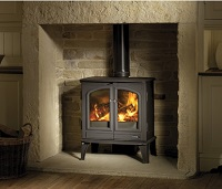 Esse 700 27B central heating boiler stove