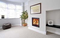 Woodfire Nx10i inset boiler stove