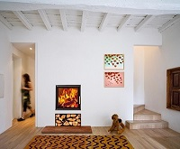 Woodfire Nx15i inset boiler stove