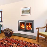 Aquatherm Eco F34 DS Wood Boiler Stove