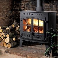 Hunter 80 B  central heating boiler stove